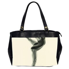 Attitude Oversize Office Handbag (two Sides)