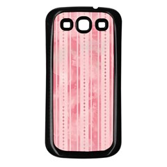 Pink Grunge Samsung Galaxy S3 Back Case (black) by StuffOrSomething