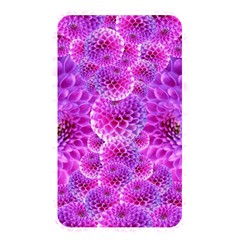 Purple Dahlias Memory Card Reader (rectangular) by FunWithFibro