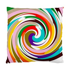 Galaxi Cushion Case (single Sided)  by Lalita