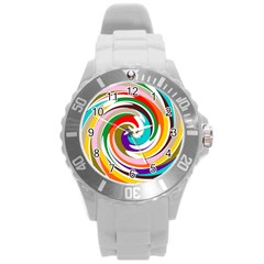 Galaxi Plastic Sport Watch (large)