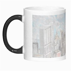Eiffel Tower Paris Morph Mug by rokinronda