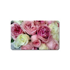 Tapestry Wedding Bouquet Magnet (name Card) by Khoncepts