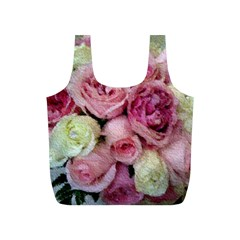 Tapestry Wedding Bouquet Full Print Recycle Bag (s)