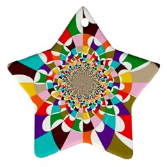 Focus Star Ornament by Lalita