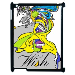 Faerie Wish Apple Ipad 2 Case (black) by StuffOrSomething