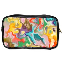Marble Travel Toiletry Bag (two Sides) by Lalita
