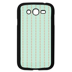 Hearts & Stripes Samsung Galaxy Grand Duos I9082 Case (black) by StuffOrSomething