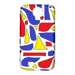 Silly Primaries Samsung Galaxy S4 Classic Hardshell Case (pc+silicone) by StuffOrSomething