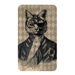 Harlequin Cat Memory Card Reader (rectangular) by StuffOrSomething