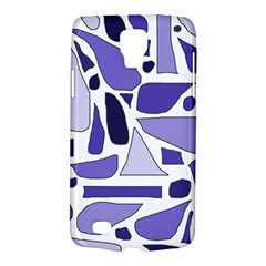 Silly Purples Samsung Galaxy S4 Active (i9295) Hardshell Case by FunWithFibro