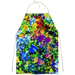 The Neon Garden Apron by rokinronda