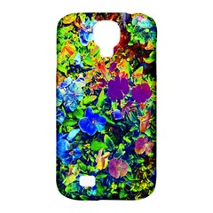 The Neon Garden Samsung Galaxy S4 Classic Hardshell Case (pc+silicone) by rokinronda