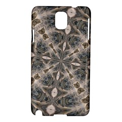 Flowing Waters Kaleidoscope Samsung Galaxy Note 3 N9005 Hardshell Case by Fractalsandkaleidoscopes