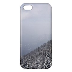 Banff Iphone 5s Premium Hardshell Case by DmitrysTravels