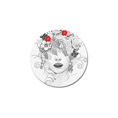 Flower Child Golf Ball Marker 10 Pack by StuffOrSomething