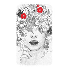 Flower Child Memory Card Reader (rectangular)