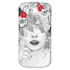 Flower Child Samsung Galaxy S3 S Iii Classic Hardshell Back Case by StuffOrSomething