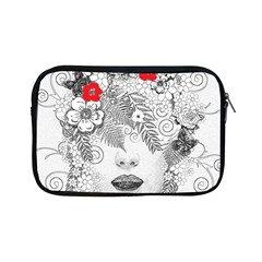 Flower Child Apple Ipad Mini Zippered Sleeve by StuffOrSomething