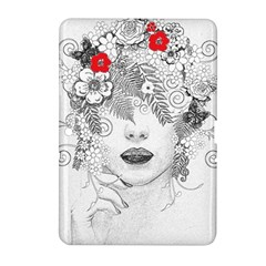 Flower Child Samsung Galaxy Tab 2 (10 1 ) P5100 Hardshell Case  by StuffOrSomething