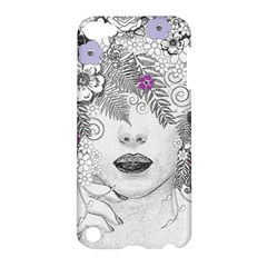 Flower Child Of Hope Apple Ipod Touch 5 Hardshell Case by FunWithFibro