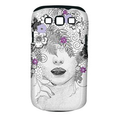 Flower Child Of Hope Samsung Galaxy S Iii Classic Hardshell Case (pc+silicone) by FunWithFibro