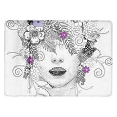 Flower Child Of Hope Samsung Galaxy Tab 10 1  P7500 Flip Case by FunWithFibro