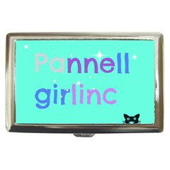 Pannellgirlinc Cigarette Money Case