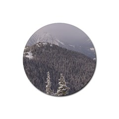 Mountains Drink Coasters 4 Pack (round)