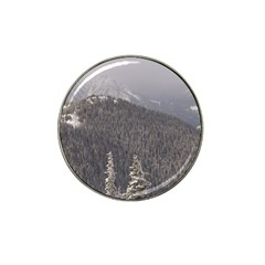 Mountains Golf Ball Marker (for Hat Clip) by DmitrysTravels