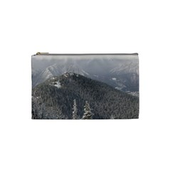 Mountains Cosmetic Bag (small) by DmitrysTravels