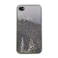 Mountains Apple Iphone 4 Case (clear) by DmitrysTravels