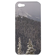 Mountains Apple Iphone 5 Hardshell Case by DmitrysTravels