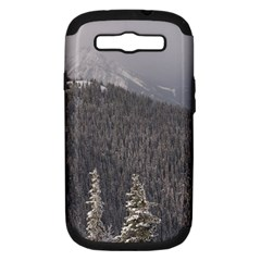 Mountains Samsung Galaxy S Iii Hardshell Case (pc+silicone) by DmitrysTravels