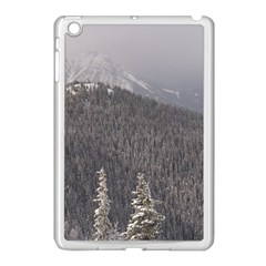 Mountains Apple Ipad Mini Case (white) by DmitrysTravels