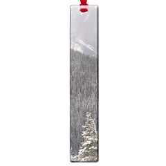 Mountains Large Bookmark by DmitrysTravels