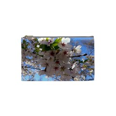 Sakura Cosmetic Bag (small) by DmitrysTravels