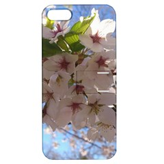 Sakura Apple Iphone 5 Hardshell Case With Stand by DmitrysTravels