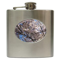 Sakura Tree Hip Flask