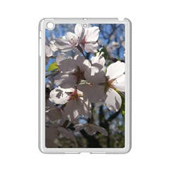 Cherry Blossoms Apple Ipad Mini 2 Case (white) by DmitrysTravels