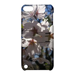 Cherry Blossoms Apple Ipod Touch 5 Hardshell Case With Stand by DmitrysTravels