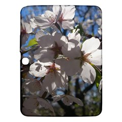 Cherry Blossoms Samsung Galaxy Tab 3 (10 1 ) P5200 Hardshell Case  by DmitrysTravels