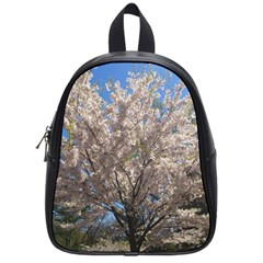 Cherry Blossoms Tree School Bag (small)