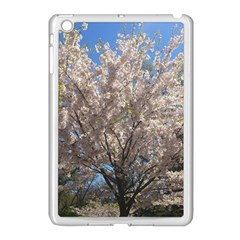 Cherry Blossoms Tree Apple Ipad Mini Case (white) by DmitrysTravels