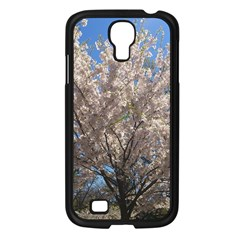 Cherry Blossoms Tree Samsung Galaxy S4 I9500/ I9505 Case (black) by DmitrysTravels