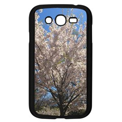 Cherry Blossoms Tree Samsung Galaxy Grand Duos I9082 Case (black) by DmitrysTravels