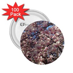 Sakura 2 25  Button (100 Pack) by DmitrysTravels