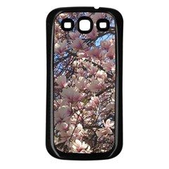 Sakura Samsung Galaxy S3 Back Case (black) by DmitrysTravels