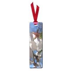 Cherry Blossoms Small Bookmark by DmitrysTravels