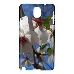 Cherry Blossoms Samsung Galaxy Note 3 N9005 Hardshell Case